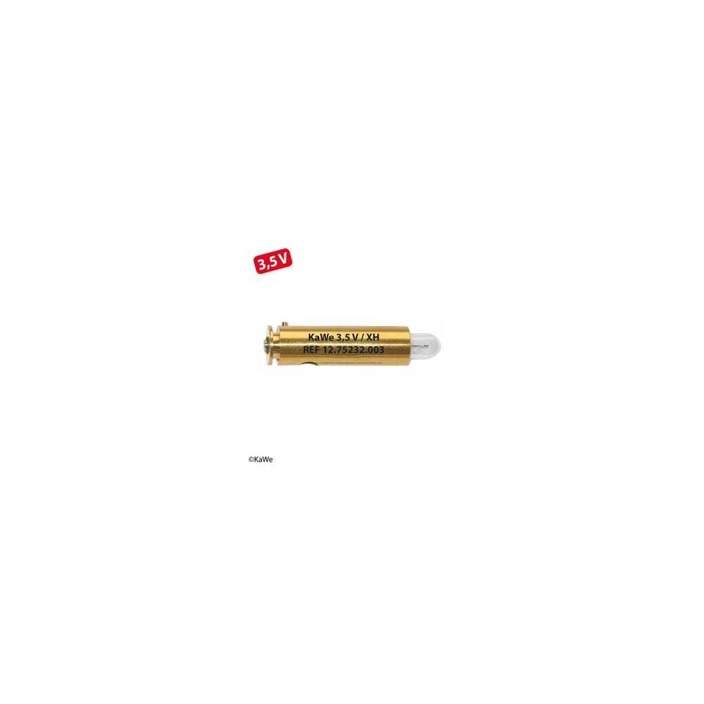 Lampadina KaWe HL 3,5 V per EUROLIGHT D30 D36
