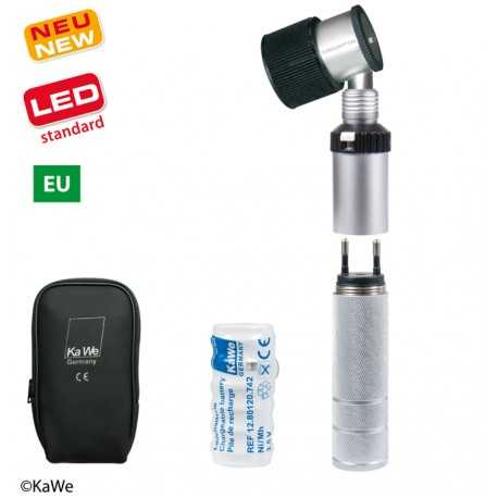 Dermatoscopio LED KaWe EUROLIGHT D30
