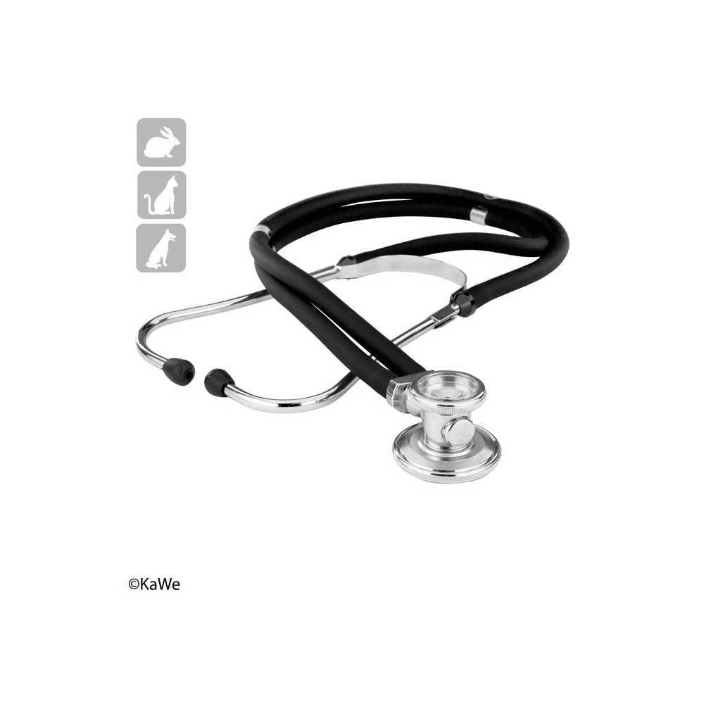 Estetoscopio KaWe Rapport VET para veterinarios 80 cm
