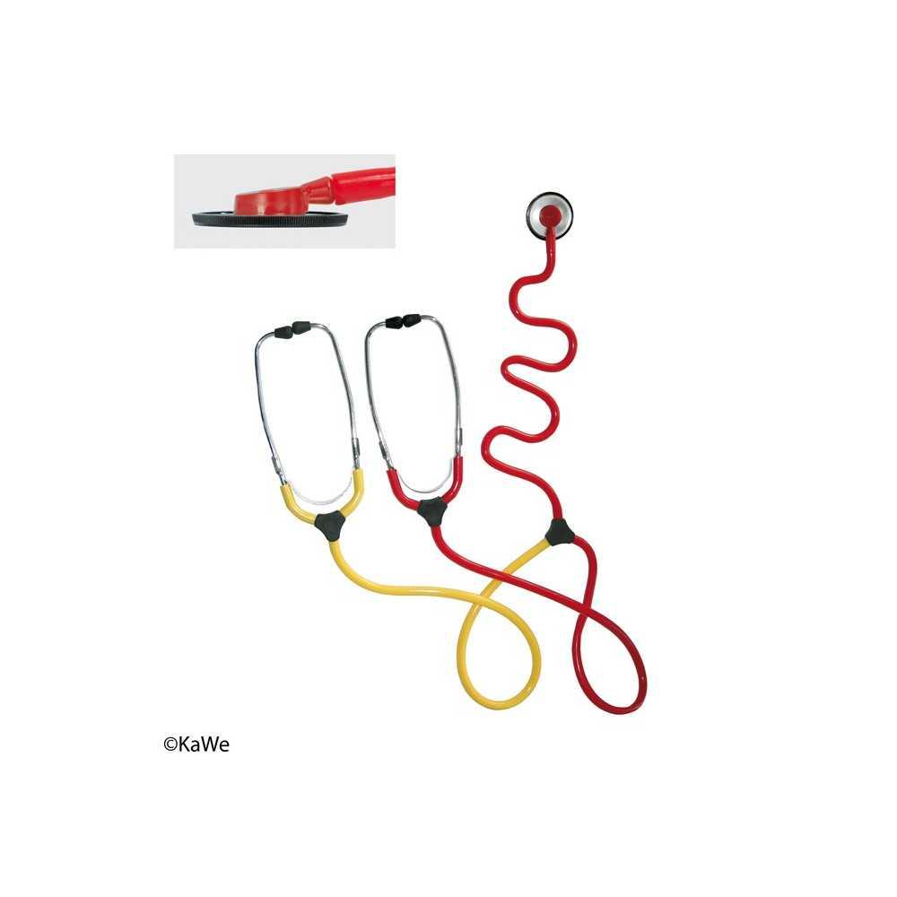 Stéthoscope d'enseignement KaWe PLANO Nurse