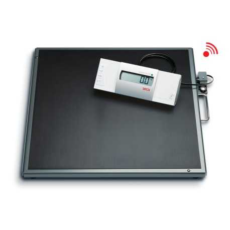 seca 635 Obesity scale with a very large platform