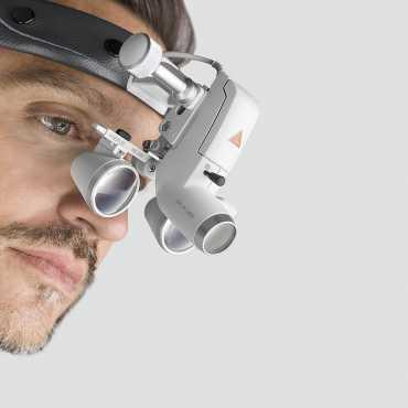 HEINE ML 4 LED HeadLight Kit 2c