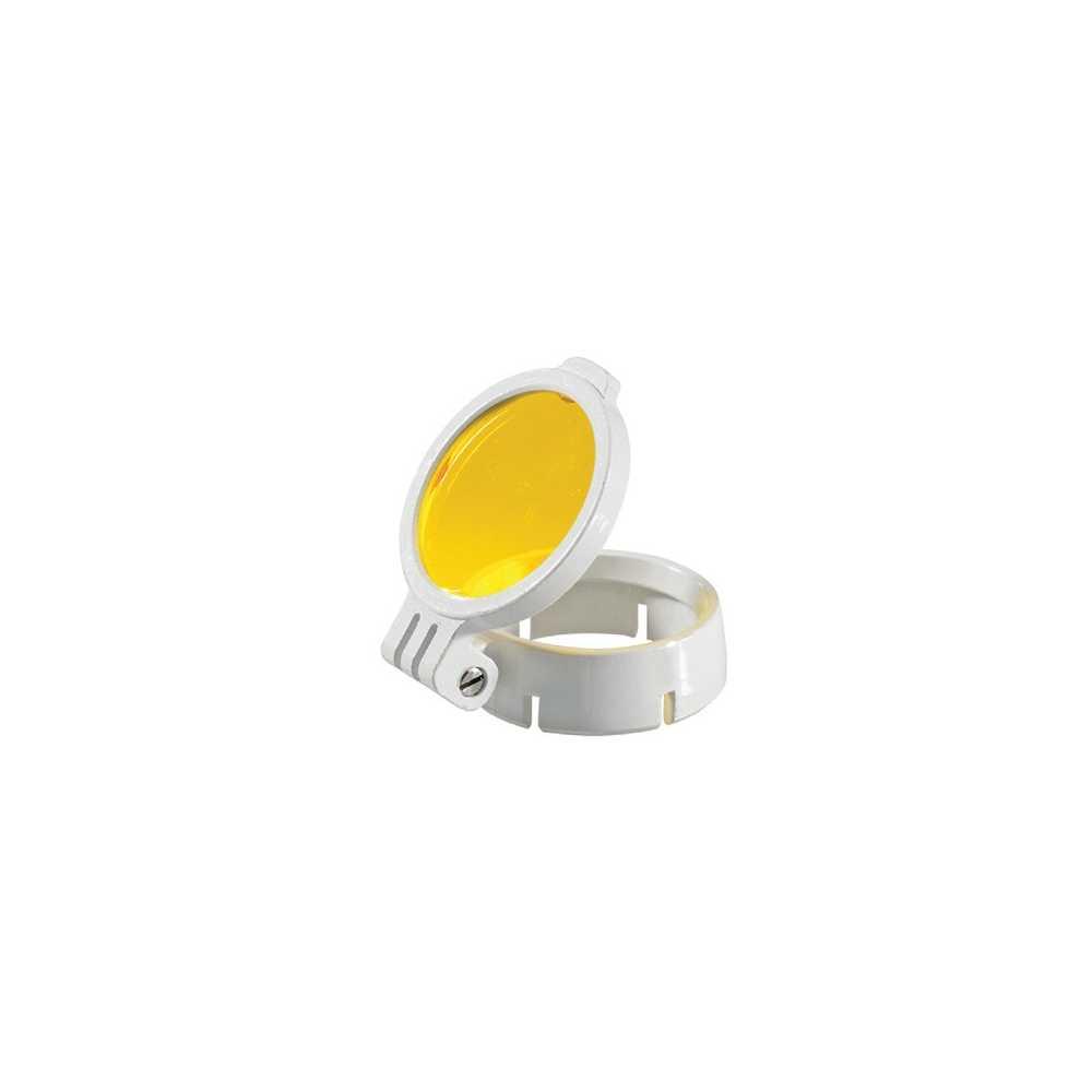 Filtre jaune détachable pour LoupeLight LED HEINE