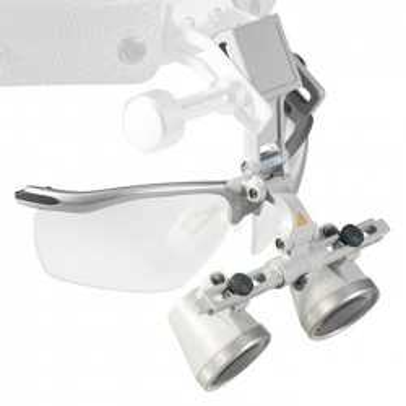 Óptica HEINE HR 2,5x con i-View y S-GUARD