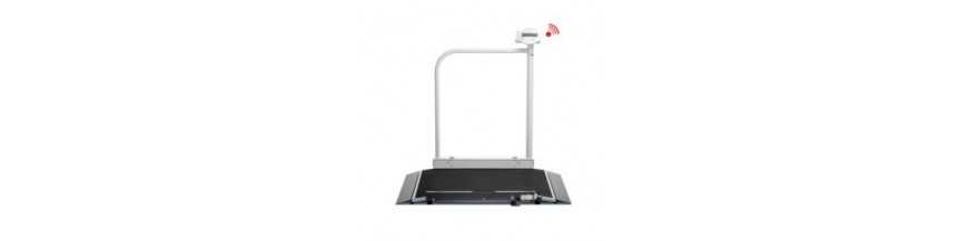 Multifunctional medical scales