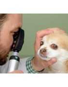 Veterinary products for eye examination
