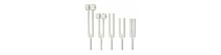 Medical Tuning forks for otologists and neurologists acc Rydel Seiffer